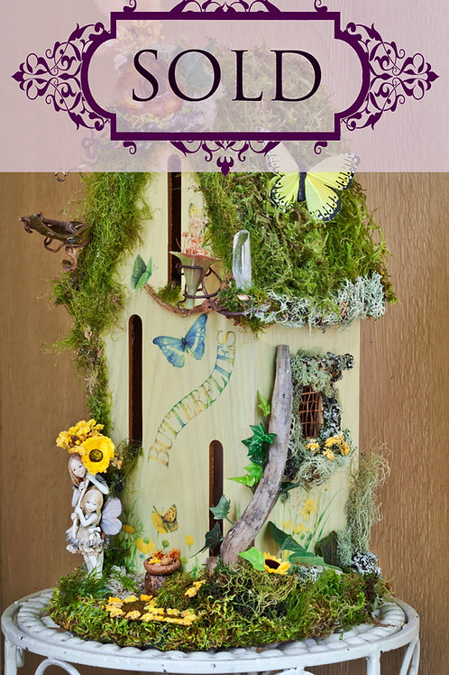Faerie House (Butterfly)