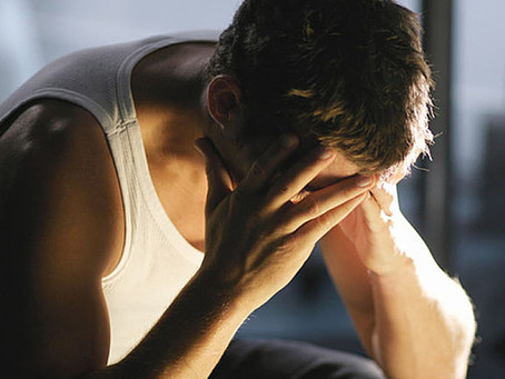 Have you been through a tragic event, depression or a breakup?