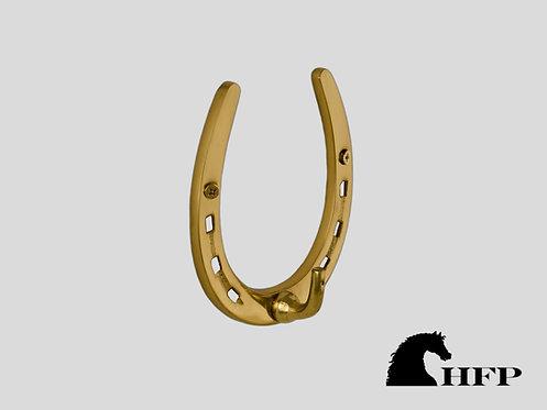 Brass Horseshoe Hook