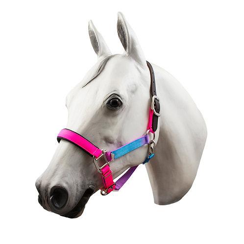 pink halter