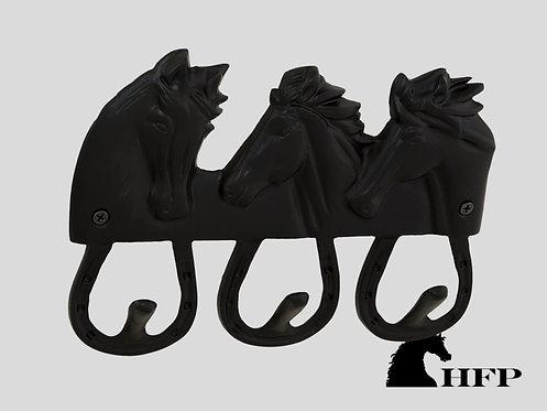 Horsehead Rack- Black