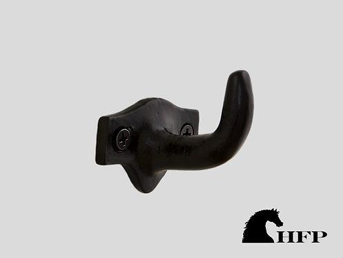 Brass Strap Hook- Black