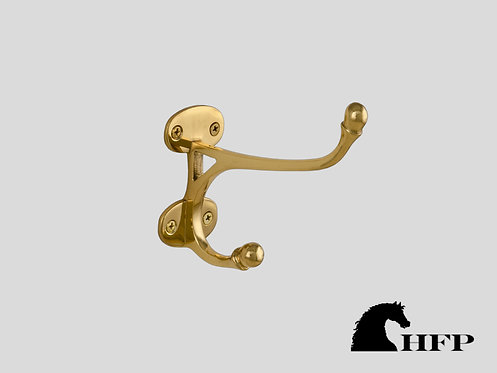 Brass Harness Hook