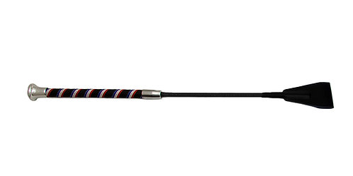 Red White and Blue Bat