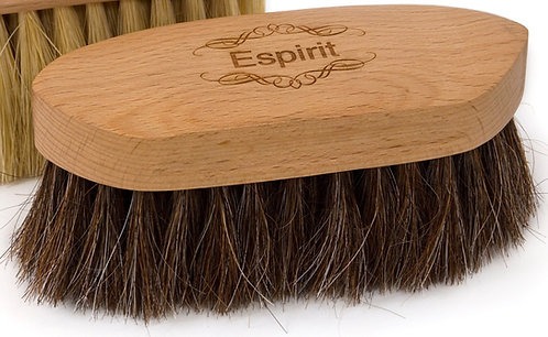 personalized grooming brush