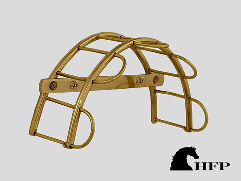 Brass Wire Bridle Bracket