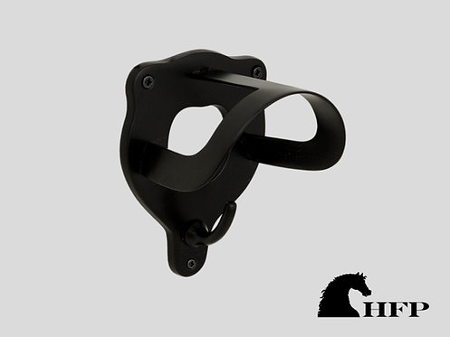 Brass Bridle Bracket-Black