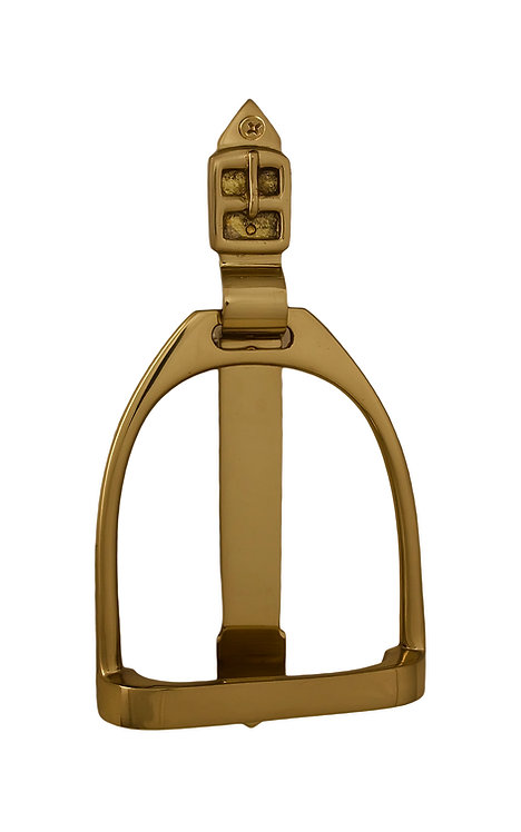 stirrup door knocker