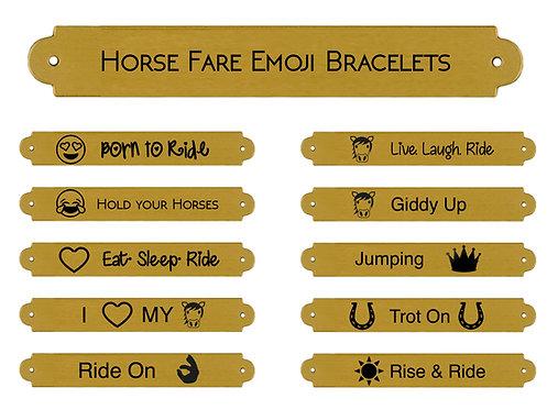 Emoji Bracelets