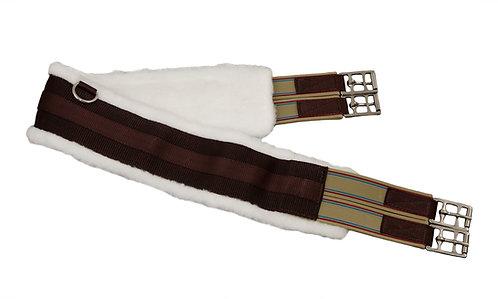 Fleece Lined Nylon Girth