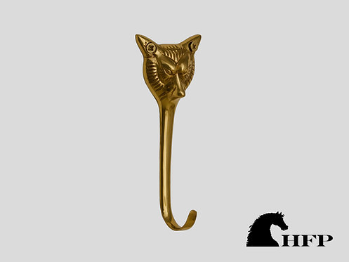 Brass foxed hook