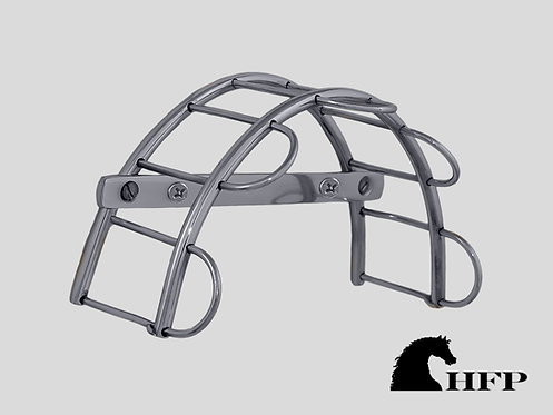 Chrome Wire Bridle Bracket