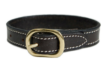 Plain Leather Bracelet