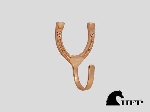 rosegold horse hook
