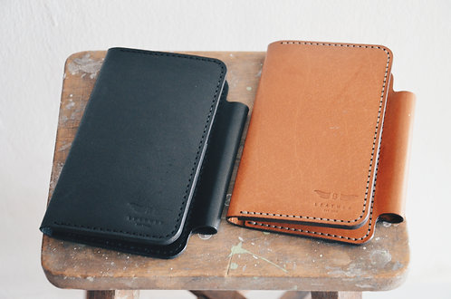 Field Notebook Holder with Pen Slot