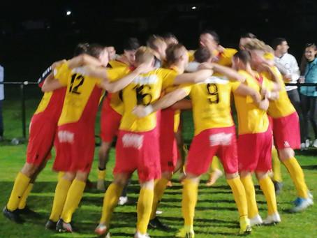 SV Lassing – FC Ausseerland 1:2 (1:1)