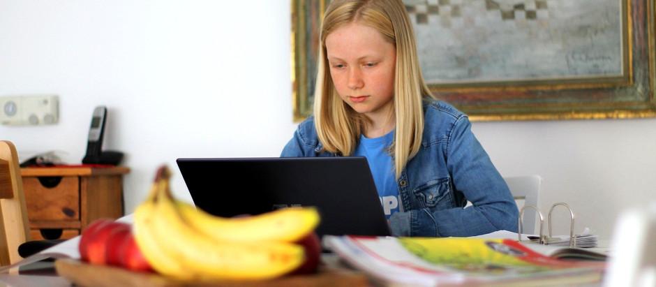 🙆♀️ Bis zu 250 Euro Förderung für Schulkinder 💻