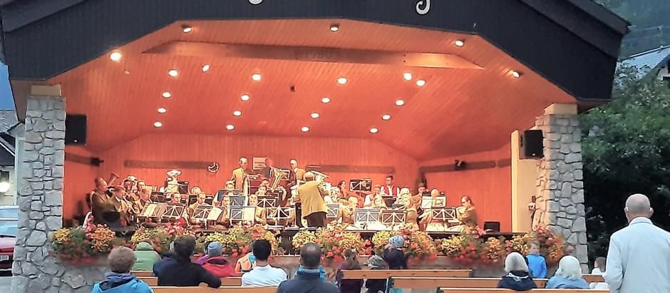 Wunderbare Konzerte in unserer Großgemeinde