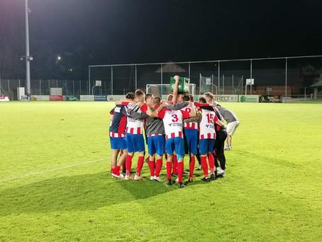 FC Ausseerland - SV Thörl 3:0 (1:0)