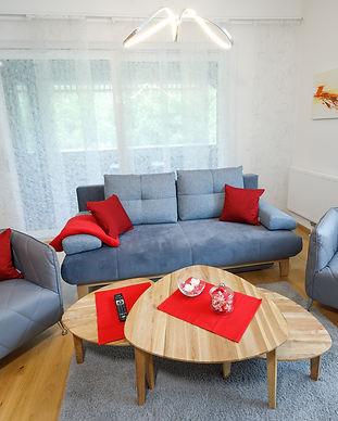 Wohnraum - Ferienwohnung Narzisse Bad Aussee