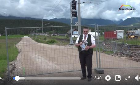 🚂🚧 Unsere Großgemeinde und die Herausforderung Bahnübergänge - TEIL 1