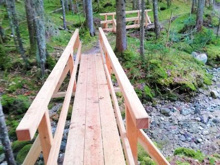 Erneuerung Brücken Strummen