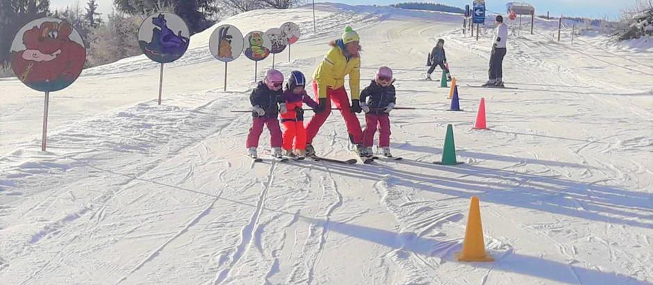 Kinderskilift in Obersdorf in Betrieb!