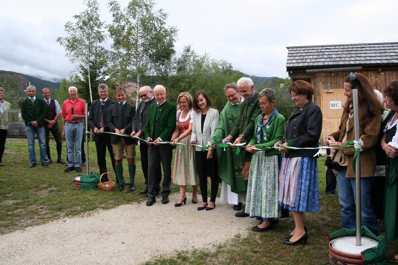 Kneippanlage_Eröffnung_2016