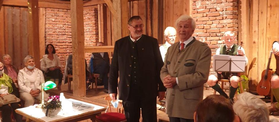 Karlheinz Wukov & die Ausseer Bradlmusi im Woferlstall