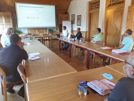 📲 Masterplan Breitbandausbau in unserer Großgemeinde 💹