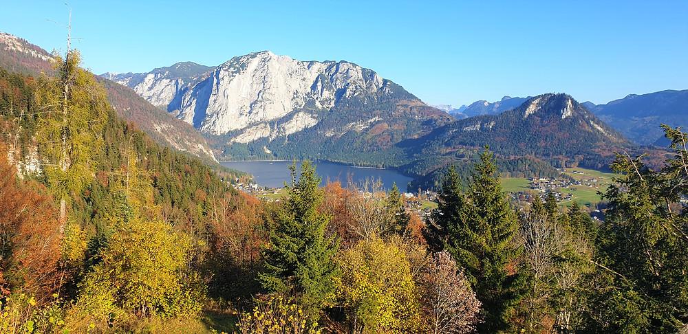 Altausseer See mit Trisselwand - Entfernung zur Ferienwohnung Narzisse: 6 km