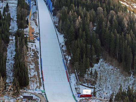 Skiflugweltcup Kulm gelungen!
