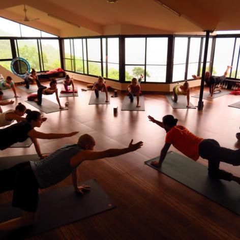 Séance de Hatha yoga par Kus