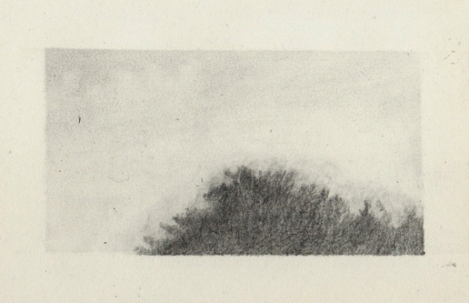 Carnet d'hiver 2020 - 5.6x11cm