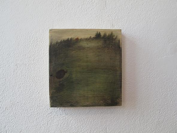 Exposition : Réminiscence à la Galerie Flux - 2018