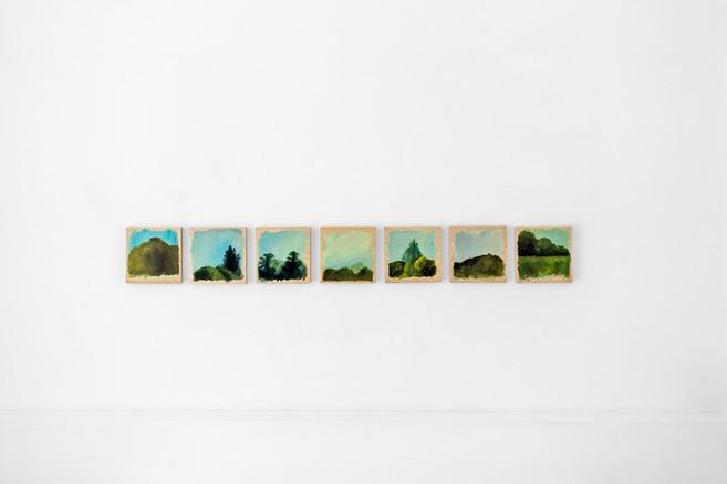 Exposition : Interlude, Galerie Quai 4 - Août 2020