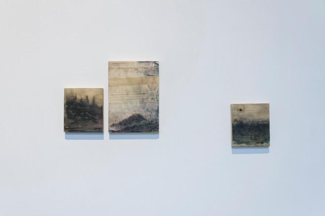Exposition dans l'espace Jeunes Artistes de la Boverie - 2018