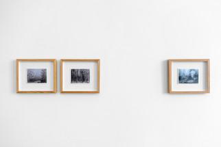 Exposition : Le fil des jours pour unique voyage - Galerie Quai4 - 2020/21