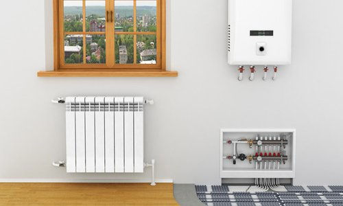 ELECTRICAL  / CENTRAL HEATING