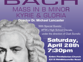 Join Madison at the Asheville Symphony Chorus Concert!