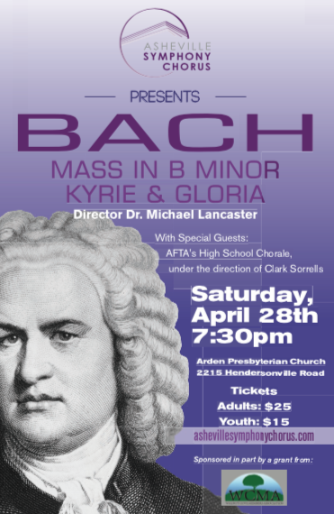 Bach Mass In B Minor Concert Information