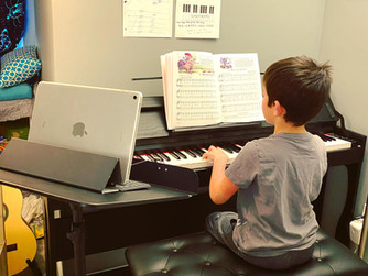 Online Music Lessons: The New Normal