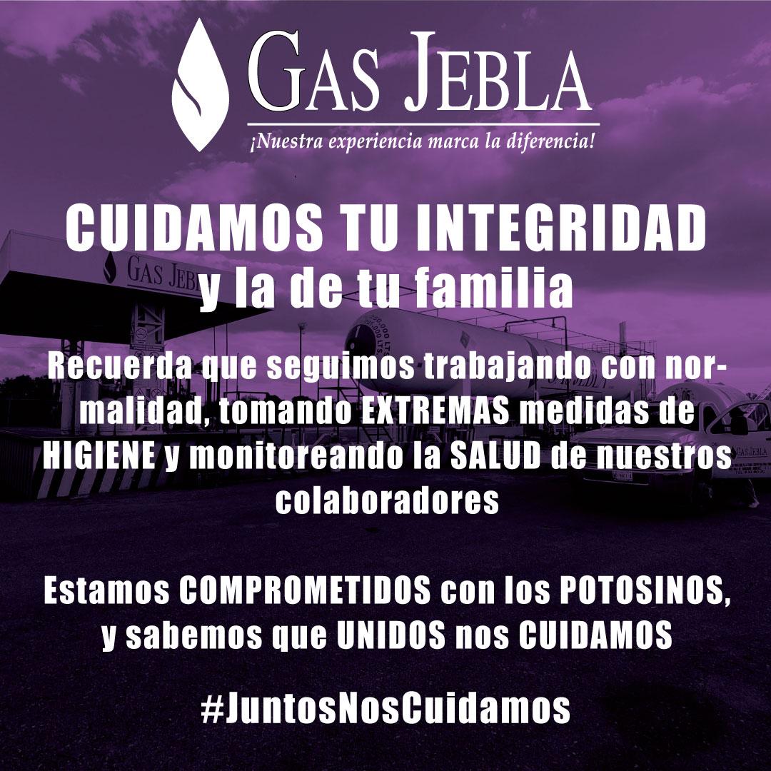 Gas Jebla
