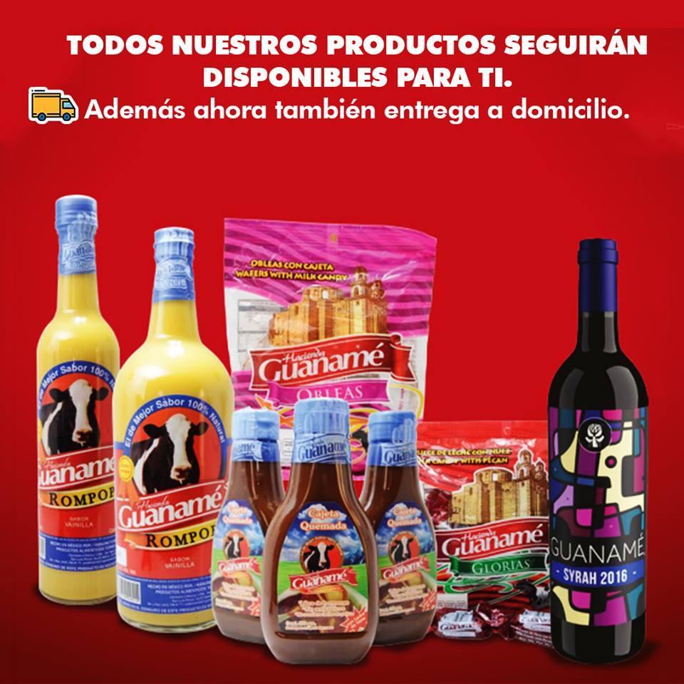 Productos Guanamé