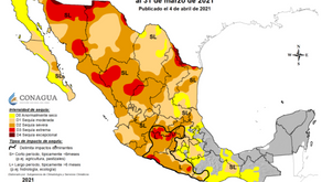 Sequía en San Luis Potosí hoy