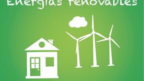 Campaña Energías renovables