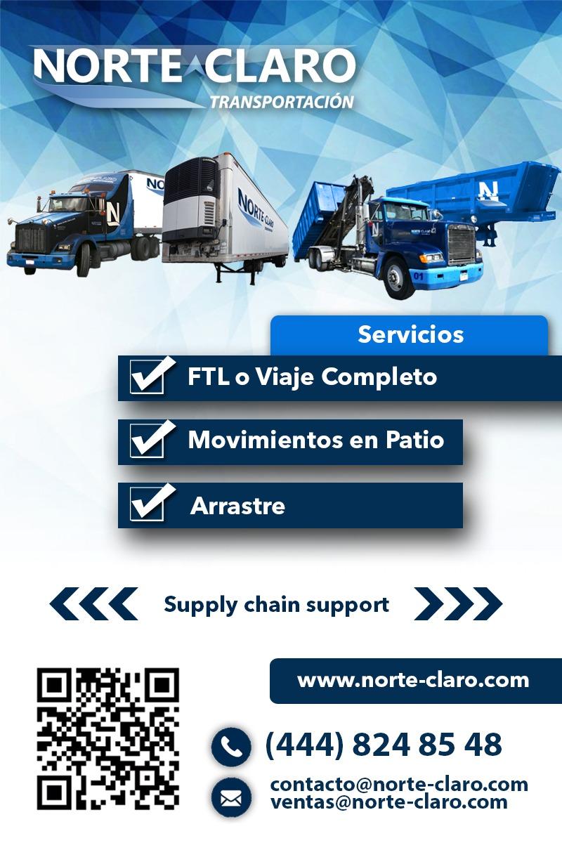 NORTE CLARO TRANSPORTACION