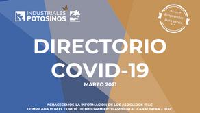 Directorio COVID