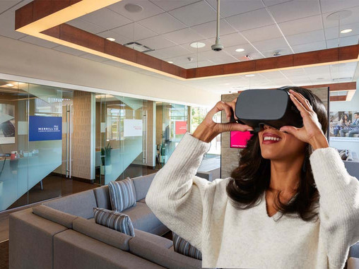 Bank Of America Turns To VR For Soft Skills Training