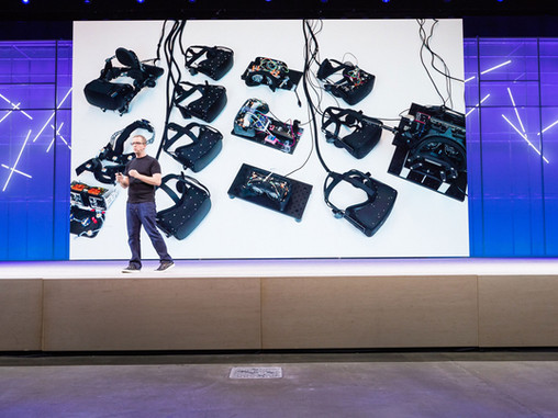 5 Years After the Oculus Rift, Where Do VR and AR Go Next?